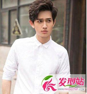 魅力男人的标准_男生无刘海发型设计 诠释着成熟男人该有的模样-男士短发-发型 ...