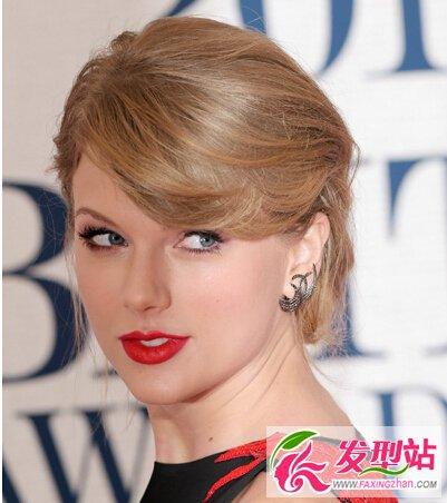 2015年的全英音乐奖 众女星浅黄色发型时尚又抢眼