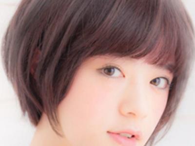 齐刘海短发适合什么脸型 简单大方修颜显瘦