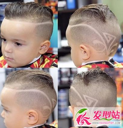 2016小男孩流行发型