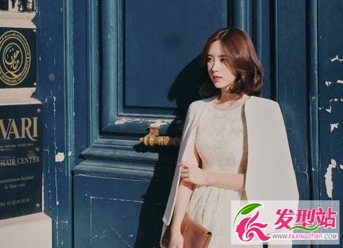 优雅气质女神发型 时尚韩式女生发型图片大全