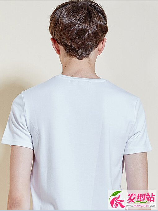 最新男士纹理烫发型 纹理烫发型图片大全
