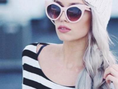 夸张大胆编发设计欣赏 精美长发编发发型