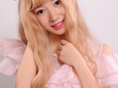 洛丽塔玉米烫卷发 梦幻仙女长卷发发型