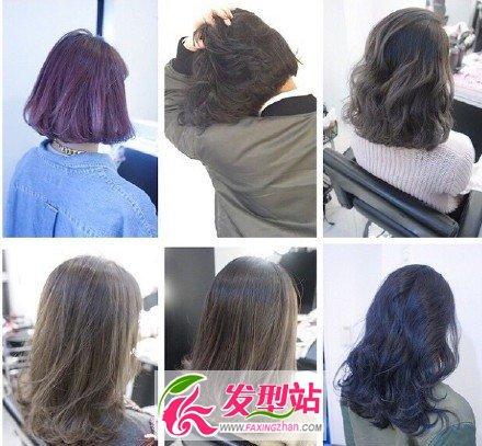 【新发型】54款烫发发型图片 2017最新烫发染发