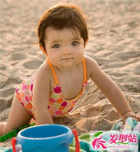0—2岁小宝宝发型