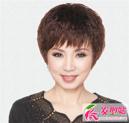 40—50岁妈妈发型