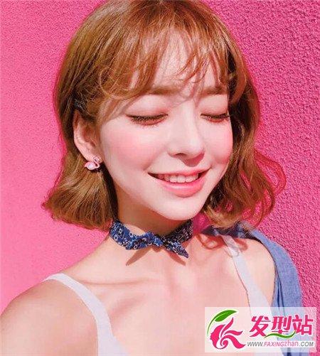 不同脸型的发型设计_不同脸型短发怎么剪 你的脸型适合哪款短发-发型脸型-发型站 ...