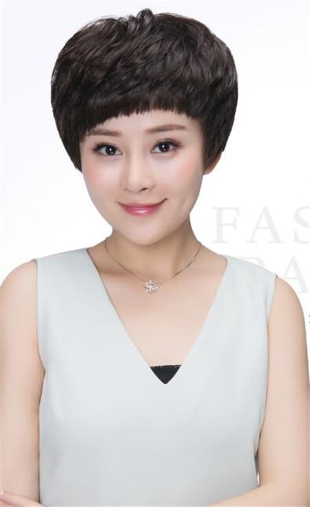 女士沙宣短发发型图片图片