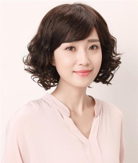 中年女士短发发型图片2016图片