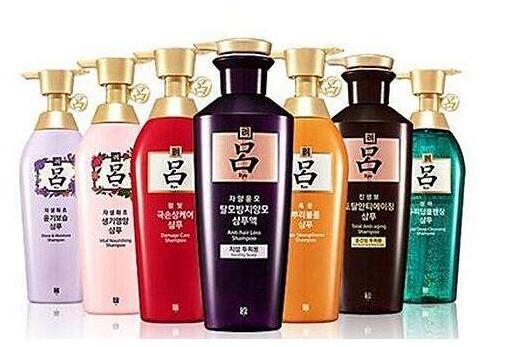 吕洗发水各种颜色表示什么 吕洗发水哪个颜色好用-轻博客