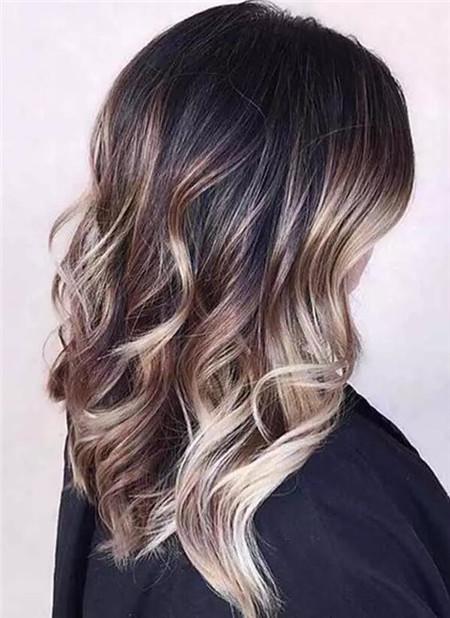 女生发型流行趋势2018 时髦榜单提前看图片