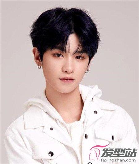 韩系男士发型设计