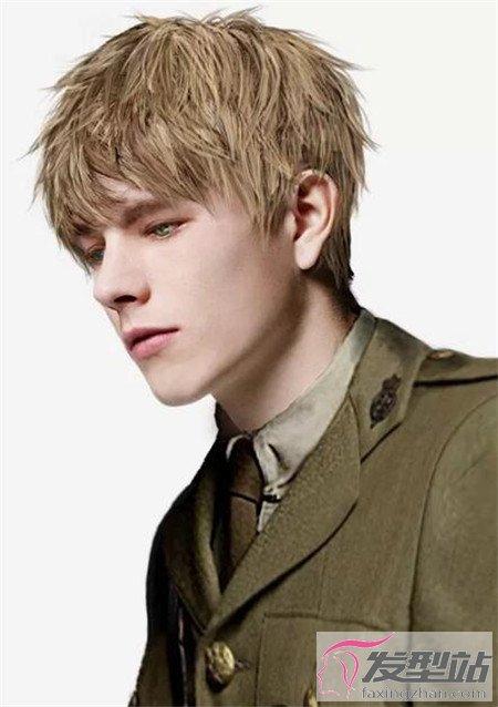 春季男士发型
