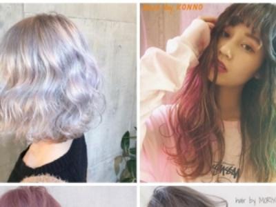 肤色与发色的搭配很重要!染发不能只跟风,看看你适合哪种?