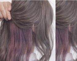 什么头发颜色有混血感 雾感粉色系染发唯美显白