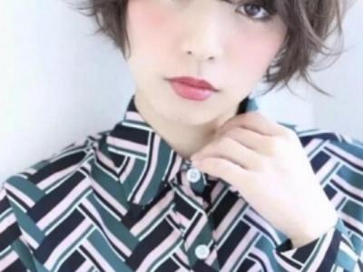 日系经典短发发型 让你的短发更有异域风情