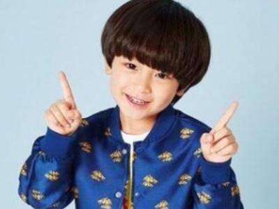 小男孩发型短发潮流 齐刘海短发变身小王子