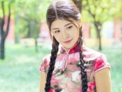 穿旗袍扎什么发型 优雅扎发塑造旗袍女神