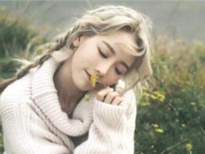女生心形刘海发型 心形造型打造仙气少女