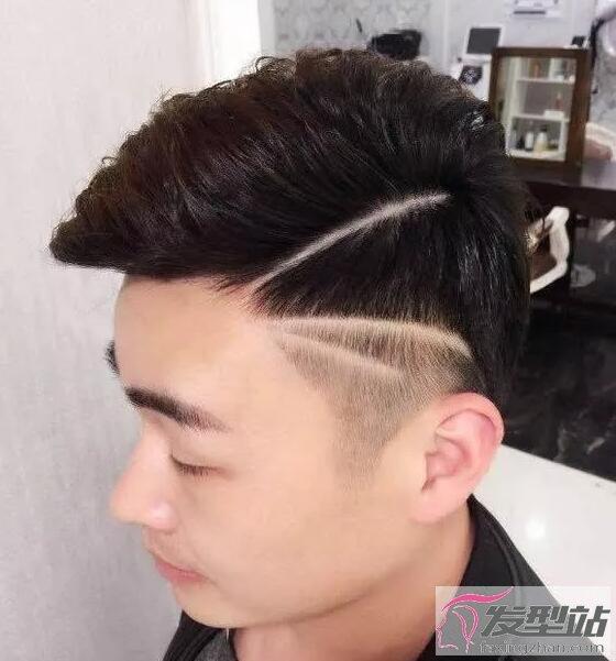 男士雕刻侧面发型_发型雕刻图案侧面男 最好看侧面雕刻图案大全-非主流发型-发型 ...