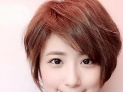女学生短发发型 90后王颂茵短发造型多变成新世代女神!