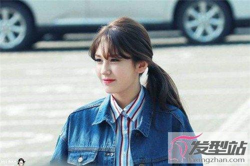 空气刘海有哪几种款式 时尚刘海发型让你秒变最美女神