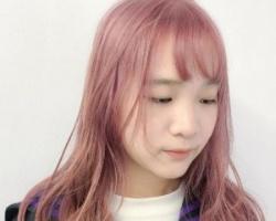 粉色头发不被接受?莫蓝迪薰衣草粉梦幻度爆表了解一下