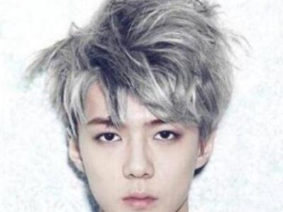 适合年轻男生的发色 洋气显白打造阳光少年