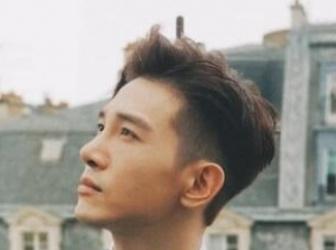 男生露额头发型有哪些 是男神就把额头露出来