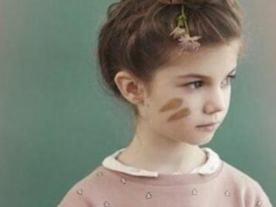 儿童盘发如何扎 简约优雅做小公主