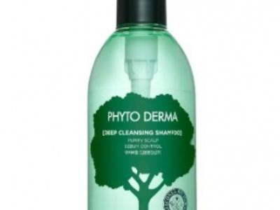 朵蔓洗发水好用吗 PHYTO DERMA朵蔓头皮净化洗发水成分及使用评测
