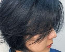 网红发色雾蓝色是什么颜色 超级心水的发色安利不要错过