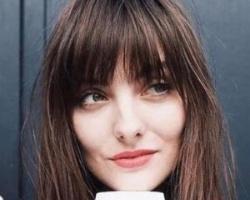 法式刘海搭配什么发型 随性慵懒不乏女人韵味