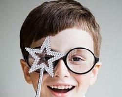 儿童男孩偏分发型 修颜塑型从小帅到大