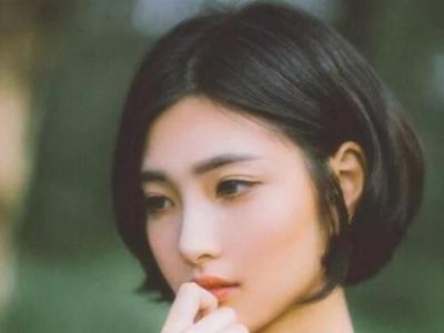 圆脸女生选择什么发型显脸小 修颜瘦脸发型了解一下
