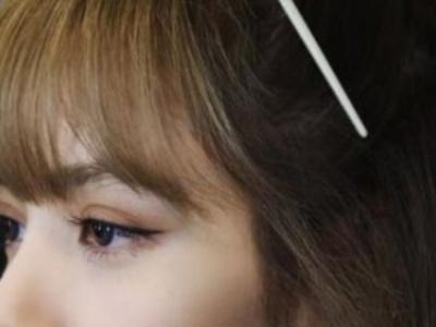 什么是法式刘海?中长发+法式浏海=超强瘦脸发型!