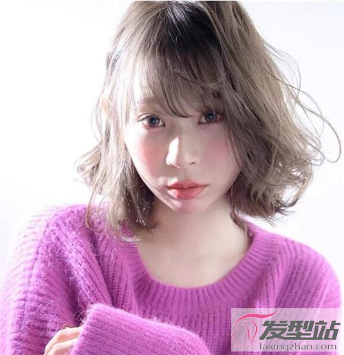 日系lob短发