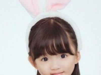 小女孩公主头扎发发型 简单大方打造乖巧小萝莉