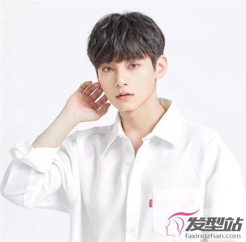 韩式男生短发
