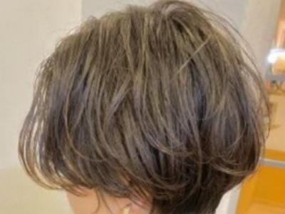 日系纹理感短发发型 慵懒自然超百搭不挑人
