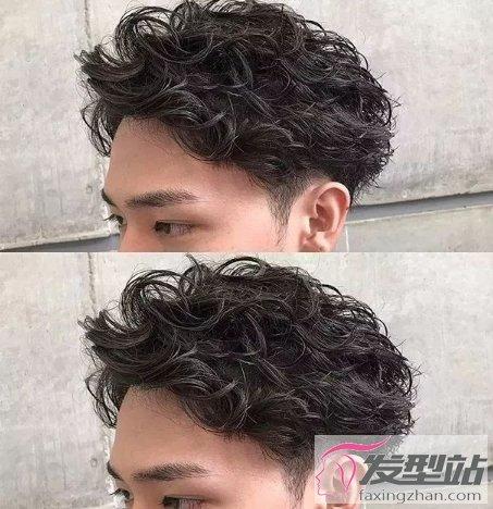 男生超短发烫发发型_男生小卷烫短发发型 满头烫设计时髦个性超吸睛-男生烫发-发型 ...