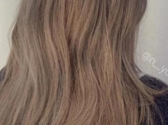 2021流行棕色系发色盘点:奶油米棕、可可红棕甜美撩人,这款更是女神发色范本