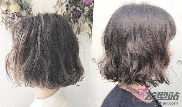 2021流行烫发发型:短发/中长发/水波纹/韩系烫这样选