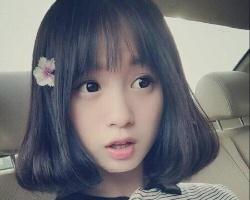 16岁女孩烫什么发型好看 适合少女的梨花头烫发