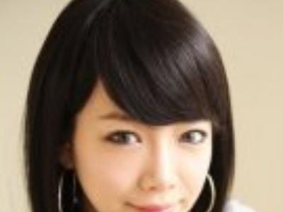 短发直发发型图片 女生直发短发发型