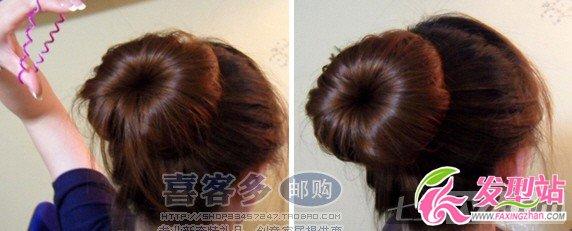海绵盘发器使用方法大揭晓(3)