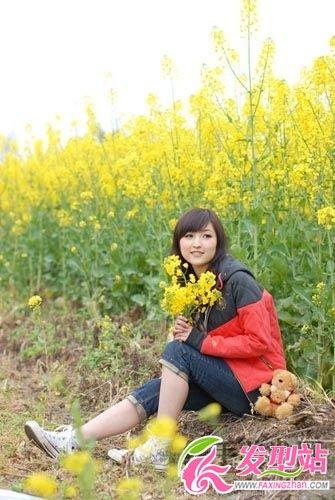 菊花菜中的春色-轻博客