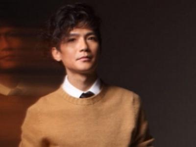 陈楚生最新专辑写真 线条感锡纸烫卷发显优雅轻熟男范