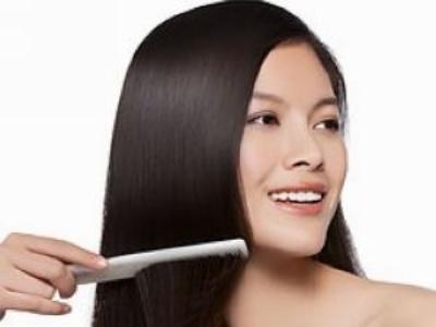 如何把粗硬发变细软发质  白醋洗头妙用法